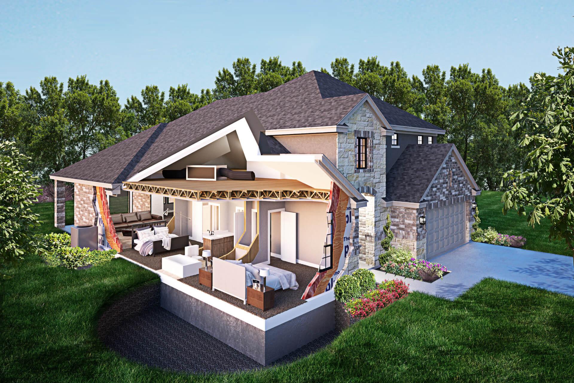 RNL Homes is a RESNET EnergySmart Builder